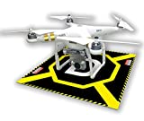 Droneport-Drone-Quadcopter-Landing-Platform-Mobile-Landing-Pad-Dronepad-for-Multicopter-Helipad-Heliport-Pad-for-Drones-Helicopters-Multicopters-Quadcopters
