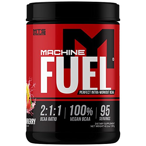 New MTS Nutrition Machine Fuel | 95 servings (Mango Strawberry)