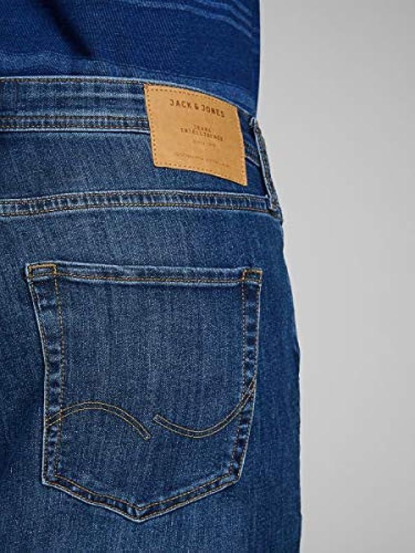 Jack & Jones Comfort Fit dżinsy męskie - 38W / 34L: Odzież