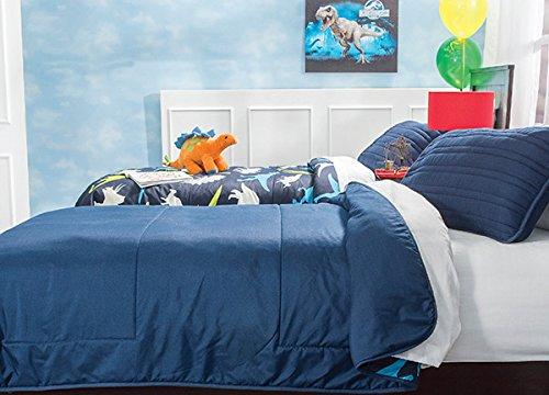 New ''Dinosaurs'' Lightweight Reversible Comforters Full/Queen