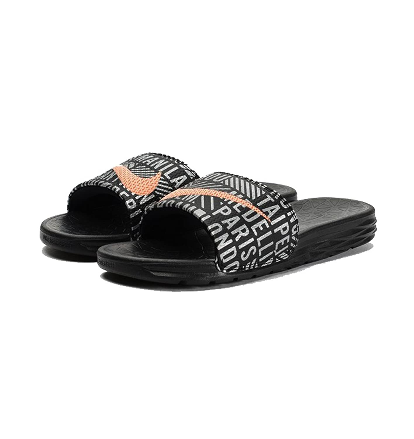 799087-080 Nike Women's Benassi-SolarSoft Slide Sandals