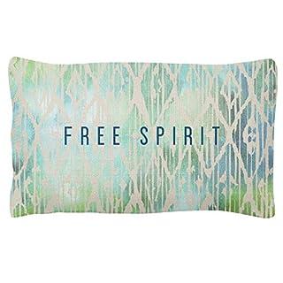 Karma Gifts Lumbar Pillow, Free Sprit