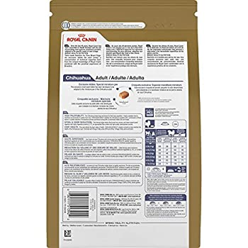 Royal Canin Breed Health Nutrition Chihuahua Adult Dry Dog Food, 10-pound 1