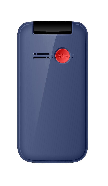 YINGTAI - T31 3G Telefono Móvil Libre Teclas Grandes para Mayores - 2.4 Inch Principal Pantalla - Doble SIM Grande Botón Alto Sonido Características Celular ...