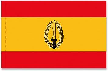 M.ALBAINOX - Bandera españa c.o.e.: Amazon.es: Electrónica