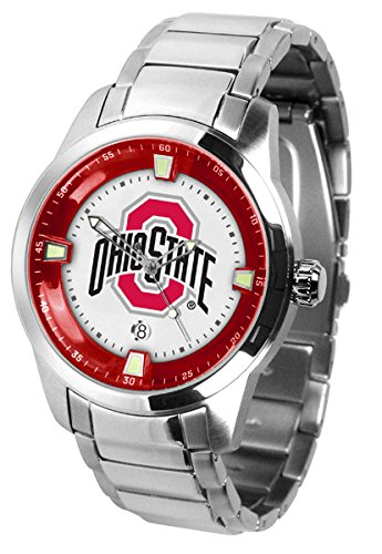 NCAA Ohio State Buckeyes Men's Titan Watch