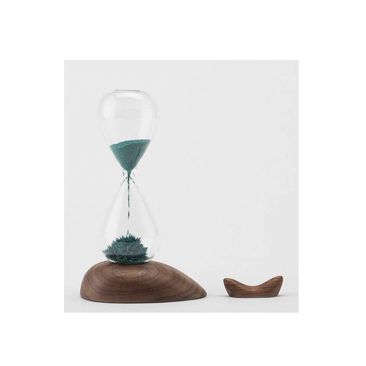 Jinnuotong Hourglass, Magnetic Hourglass Style, Creative Design and Appearance, is A Very Good Gift (Green, 514cm/25.6 Inches) Beautiful and Comfortable (Color : Pink)
