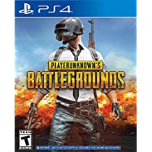 Player Unknown's Battlegrounds - PlayStation 4