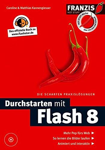 Durchstarten mit Flash 8 (Hot Stuff)
