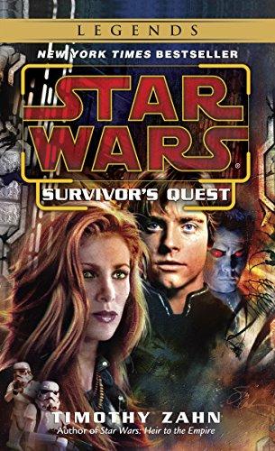 Survivor'S Quest by Timothy Zahn