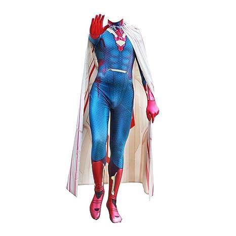 werty Cosplay Ropa Capitán América Disfraz De Cosplay Lycra ...