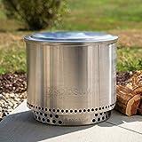 Solo Stove Bonfire Lid 304 Stainless Steel Bonfire