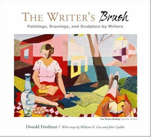 The Author's Brush: Paintings, Drawings, and Sculpture by Writers