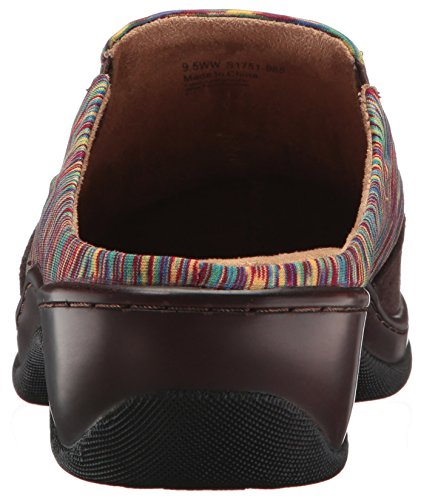 Zoccoli dark Alcon Bright Softwalk Brown Donna Multi pqwx1