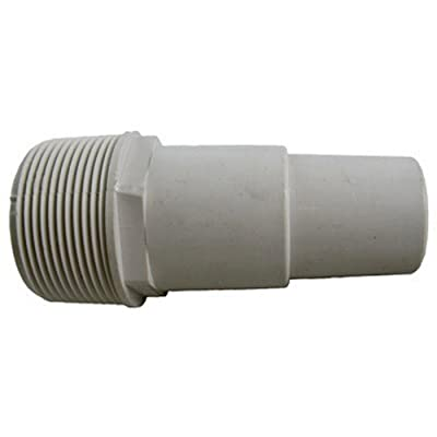 Hayward SPX1091Z7 Combo Hose Adapter Replacement for Hayward Wide Mouth Skimmer and Chlorine Feeder: Garden & Outdoor
