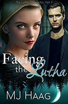 Facing the Lutha (The Lutha Chronicles Book 2) by [Haag, M.J.]