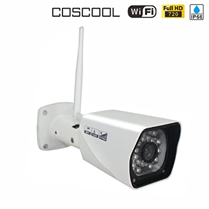 Amazon CosCool IP Camera 48P Wireless OutdoorWaterproof Magnificent Exterior Cameras Home Security Minimalist Collection