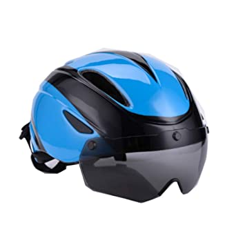 ZMHX Casco 290G Ultra-Ligero Goggle Road Bicycle Helmet Racing ...