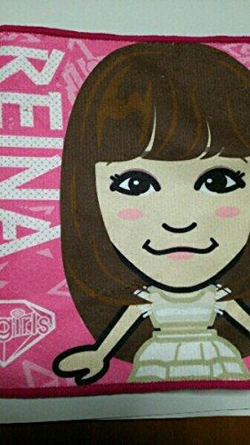 E-girls flower 鷲尾伶菜 タオル 居酒屋えぐざいる ガチャの商品画像