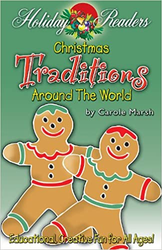 Amazon Com Christmas Traditions Around The World Holiday