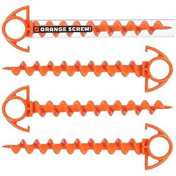 reliable Orange Screw