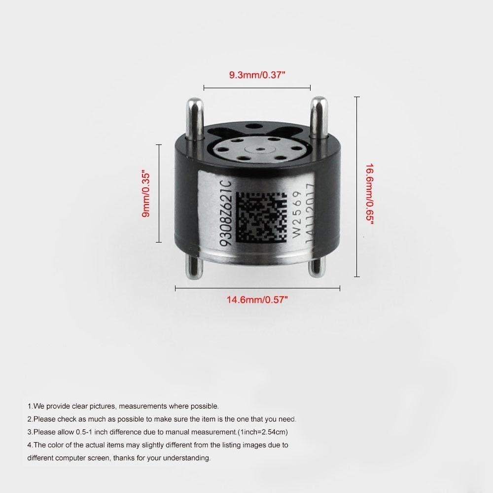 Eleganantstunning 28239294//9308-621C Dieseleinspritzventil f/ür Delphi-Pumpe
