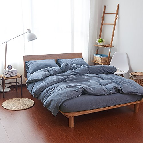 HOUSEHOLD Duvet Cover, Protects and Covers your Comforter/Du