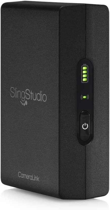 SlingStudio CameraLink - Wireless Video Connectivity with Rechargeable Battery