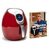 Power Air Fryer Deluxe Power Air Frying Hardcover Cookbook