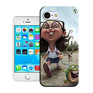 New Fashion Case BreathePattern-Hyper-Realistic 3d Illustrations Plastic EdNiHEnApYk protective case cover-Apple iphone 6 plus case cover