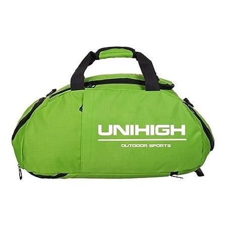 7e75b6dbaabe Amazon.com: CLHFJ Multifunctional Gym Bags Waterproof Backpacks ...