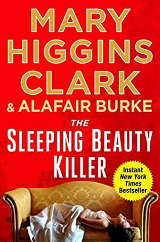 book cover of The Sleeping Beauty Killer
