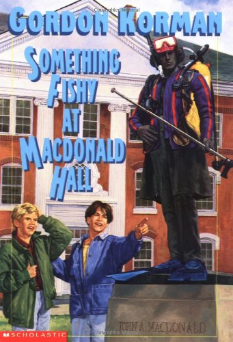 Something Fishy At Macdonald Hall (Bruno and Boots) ebook