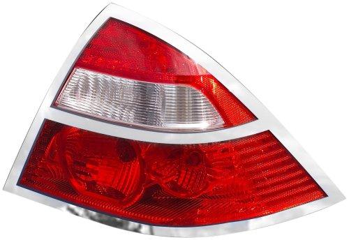 UPC 010536408126, Putco 400812 Chrome Trim Tail Light Cover