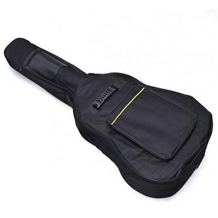 Funda de guitarra clásica Gig Bag 40 pulgadas de protección Oxford ...