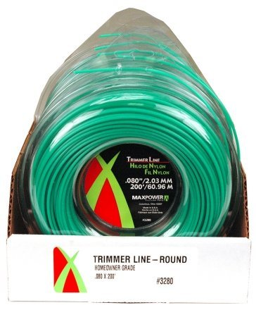 PDQ Display Loop Trimmer Line (Set of 5) [Set of 5] Size: Medium, Color: Green by Maxpower