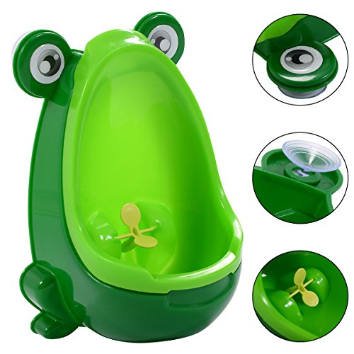 Green PP Baby Potty With Ebook (Halloween Potion Making Games)