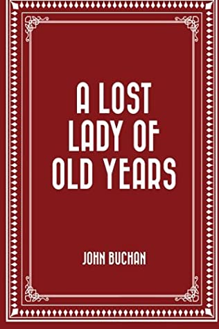 book cover of A Lost Lady of Old Years