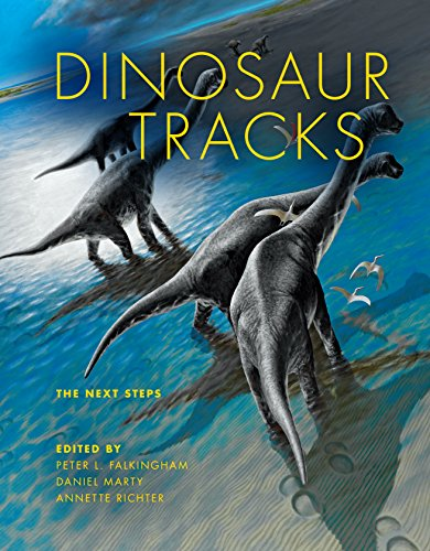 Dinosaur Tracks: The Next Steps (Life of the Past) (Dinosaur Car Track)