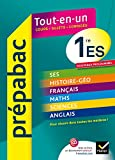 img - for Prepabac Tout-en-un: Toute La 1e Es (French Edition) book / textbook / text book