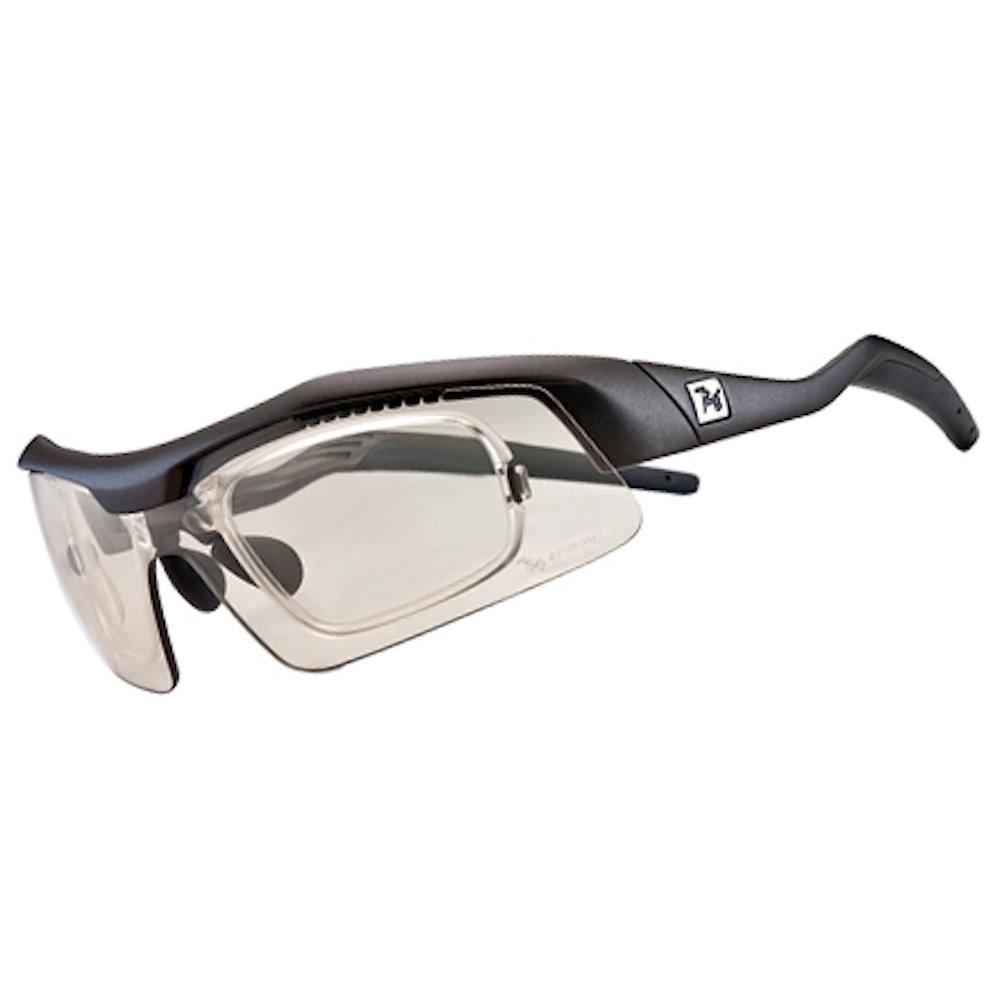 720Armour Sportbrille Tack RX matt Titan Braun Korrektionsverglasung ...