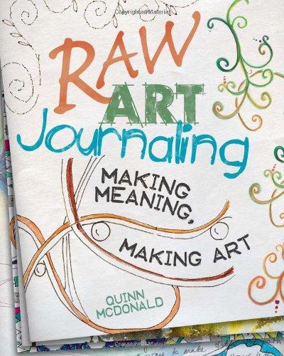 Raw Art Journaling Quinn McDonald product image