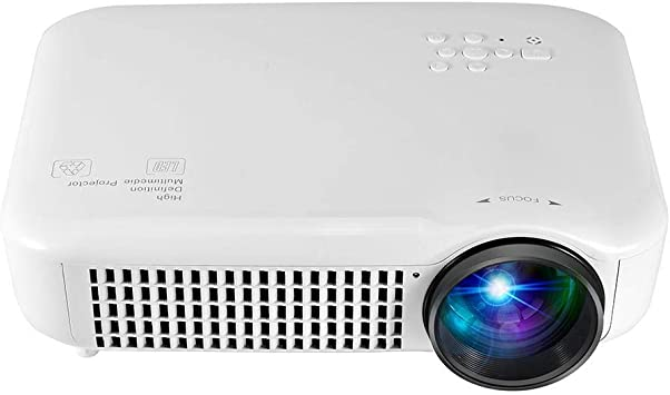 5.8 Pulgados 1080P Proyector de Video,1280X800 3500ANSI Lúmenes ...