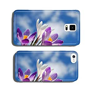 flower background cell phone cover case Samsung S6