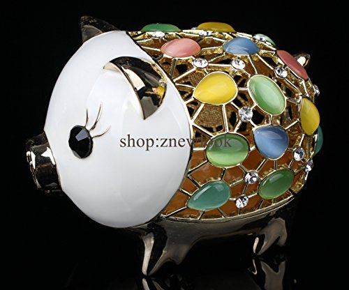 Enameled Coin Jewelry - 2