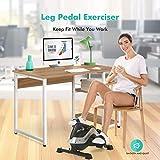 ANCHEER Under Desk Bike Pedal Exerciser - Mini