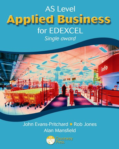AS Applied Business for Edexcel (Single Award) (Applied Business for Edexcel)