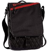"""Ogio Module Sleeve Tablet Carrier Shoulder Bag - 11"""" x 8"""" x 2"""" - Black or Blue - Black/Red -"""