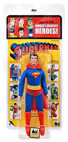 DC Comics Retro Kresge Style Action Figures Series 1: Superman