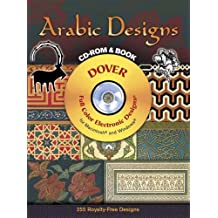 Arabic Designs CD-ROM and Book